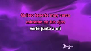 Karaoké Bésame mucho - Cesária Évora *