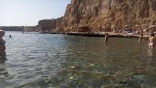 видео: Пляж отеля All Mercato в Шарме