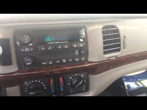 How To Reset Your Dashboard Lights Impala 2005 Ls