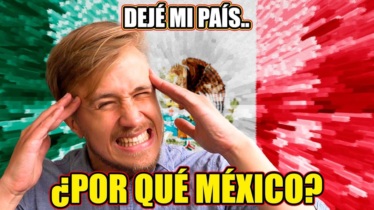 POR ESO ABANDONÉ MI PAÍS y ELEGÍ MÉXICO (Storytime) @Jan El Wero @WeroWeroTV Vivir en México