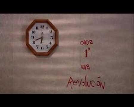 cada minuto una revolución