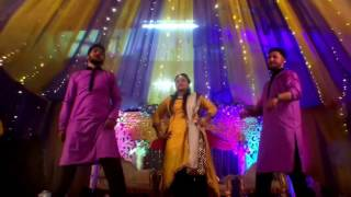 Bhalo Chele - Holud Dance Performance | Nizhum's Holud