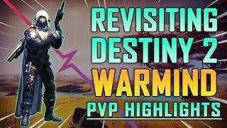 Destiny 2 - Revisiting Destiny 2 - PVP Highlights - Warmind - May 2018 | DrLupo