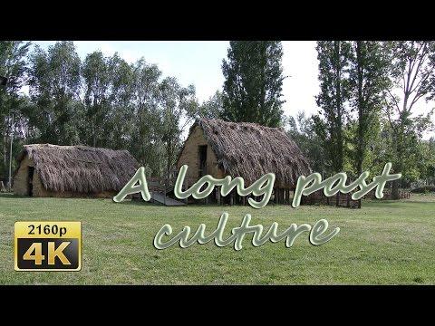 Neolithic Village of La Draga, Banyoles, Catalonia - Spain 4K Travel Channel