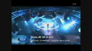 Jay Smith - Like a prayer (Madonna) Idol 2010 [Jury] HQ