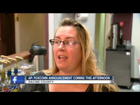 Many Racine County residents optimistic about Foxconn potential