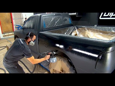 Plasti Dip Your Truck - The Complete Guide