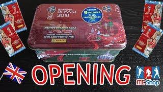 Panini FIFA World Cup Russia 2018 Adrenalyn XL Angol kiadású nagy f...
