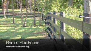 Ramm Flex Fence - Horse Fence