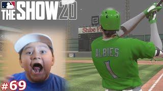 LUMPY'S EPIC HOME RUN BLAST! | MLB The Show 20 | DIAMOND DYNASTY #69