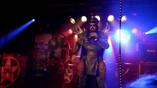 Lordi - Scare Force One - LIVE Sub89, Reading UK, 01.04.2015