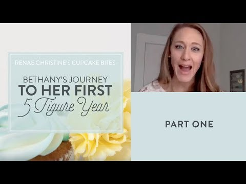 Part 1: Bethany's journey to her first five figure year - how to start a maker handmade business
