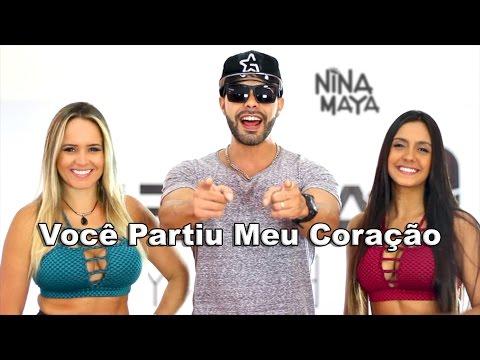 Você Partiu Meu Coração Nego ft. Anitta, Wesley Safadão - Cia NinaMaya