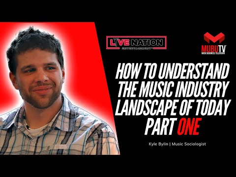 MUBUTV: Insider Video Series  Season 1 Episode 9 Music Sociologist Kyle Bylin Pt.1