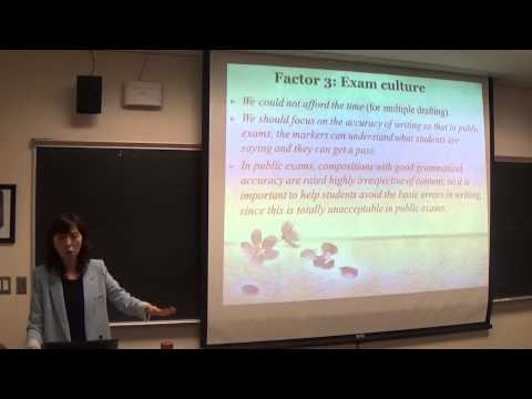 Dr. Icy Lee from The Chinese University of Hong Kong - Public Lecture