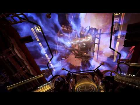 EVE: Valkyrie VR Gameplay - Launch Trailer - 1080p