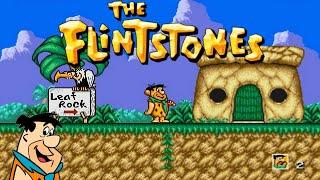 The Flintstones (Флинстоуны) SEGA Mega Drive/Genesis прохождение [057]
