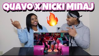 Quality Control Quavo Nicki Minaj She For Keeps Official
