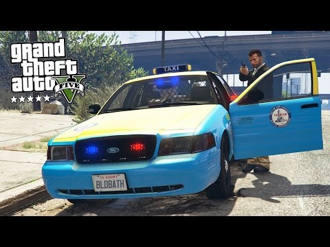 GTA 5 Mods - PLAY AS A COP MOD! GTA 5 Undercover Cop w/ Bait