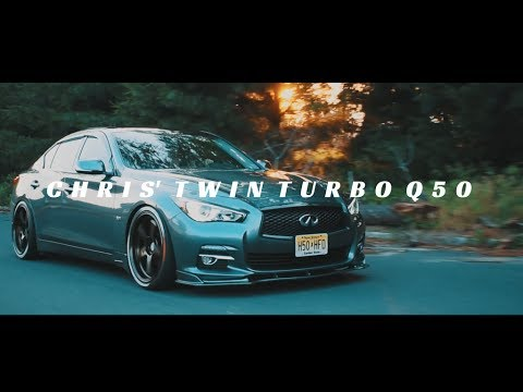 Chris Cadet S Twin Turbo Infiniti Q50 Zerotreadnation 2017