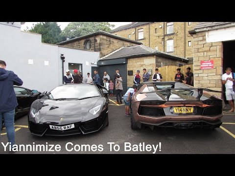 Yiannimize Comes To Batley August 2016!