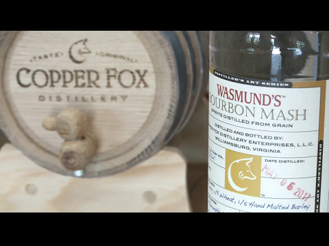 21 & UP: Copper Fox Distillery