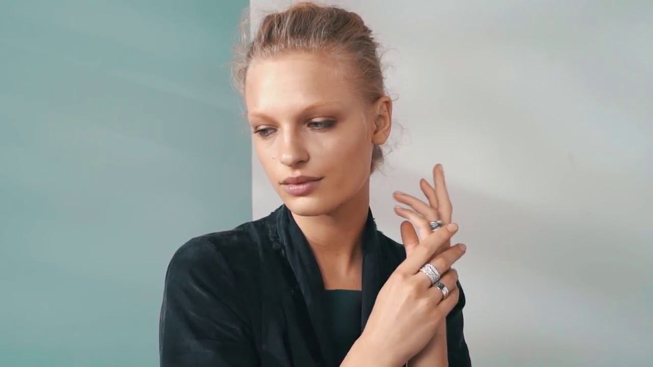 0106139fc Georg Jensen Offspring Collection Spring 2018 - YouTube