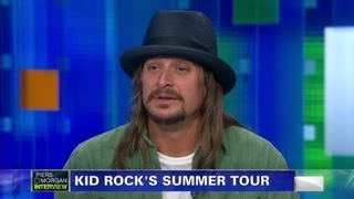 "Kid Rock on expensive tickets: ""Garbage"""
