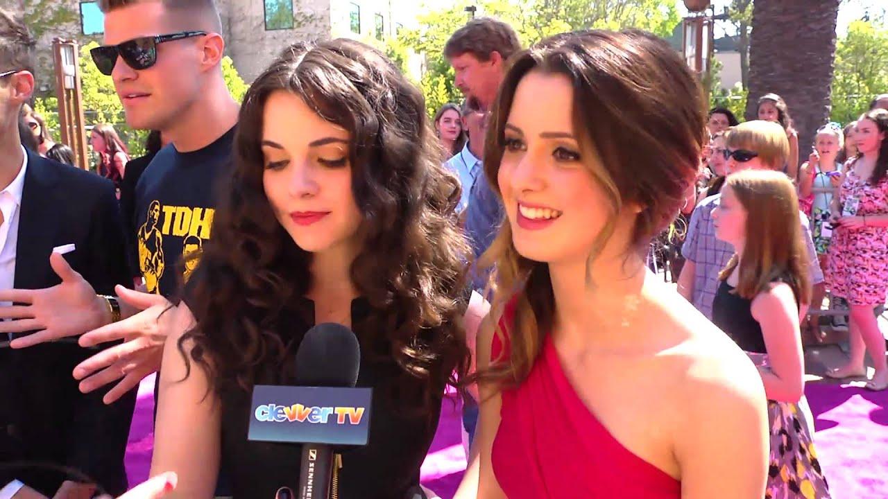Vanessa Laura Marano Interview 2012 Teen Choice Awards