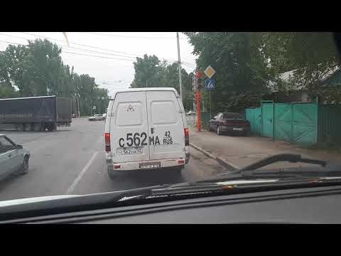 Кемерово - Юрга едим на погрузку