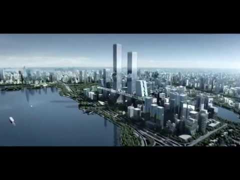 Shenzhen Bay Super City 超级城市