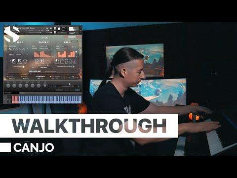 Walkthrough: Canjo