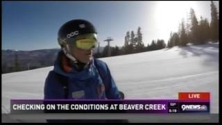 First Chair 9News 04.14.17 Good Morning Vail