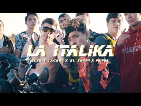 La Italika 🛵 (Video Oficial) Alexis Jacobo X El H*rny X Phiper
