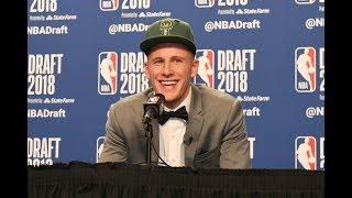 2018 NBA Draft: Bucks Select Donte DiVincenzo