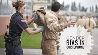 Gender equality in Corrections!