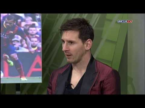 Messi speaks about his record against Osasuna