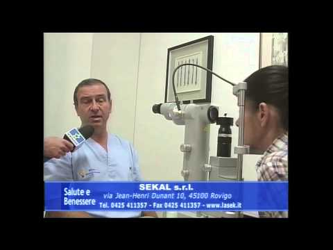 Servizio Telenuovo – SEKAL dir. sanitario Massimo Camellin