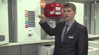 видео Котёл газовый настенный Baxi ECO-5 Compact 24
