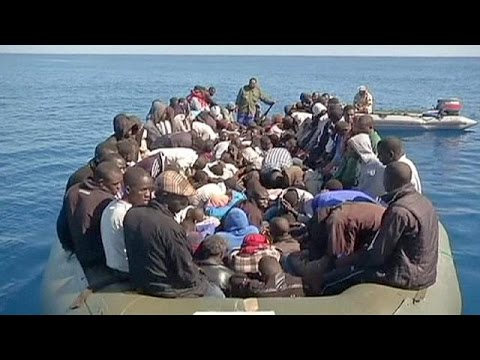 Plus de 200 000 migrants ont tenté de traverser la Méditerranée cette année