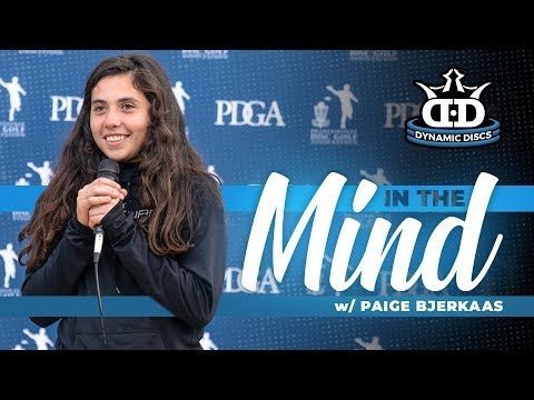 In The Mind | 2018 Pro Worlds Final Round | Paige Bjerkaas