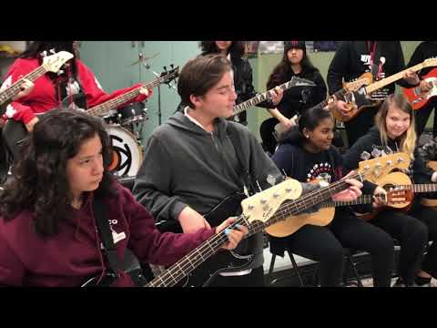 Simpsons Theme by Pio Pico Middle School