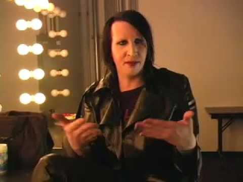 Marilyn Manson, Lewis Carroll