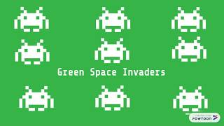 Green Space Invaders
