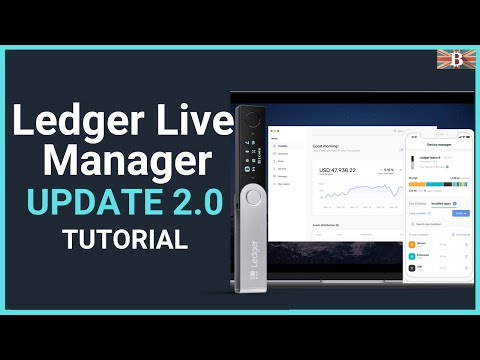 Ledger Live Manager Tutorial: Beginners Guide
