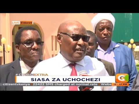 Citizen Extra: Siasa za uchochezi
