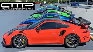 When your GT3RS is too loud for the racetrack...