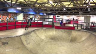 Corby Adrenaline Alley Skatepark Clips.
