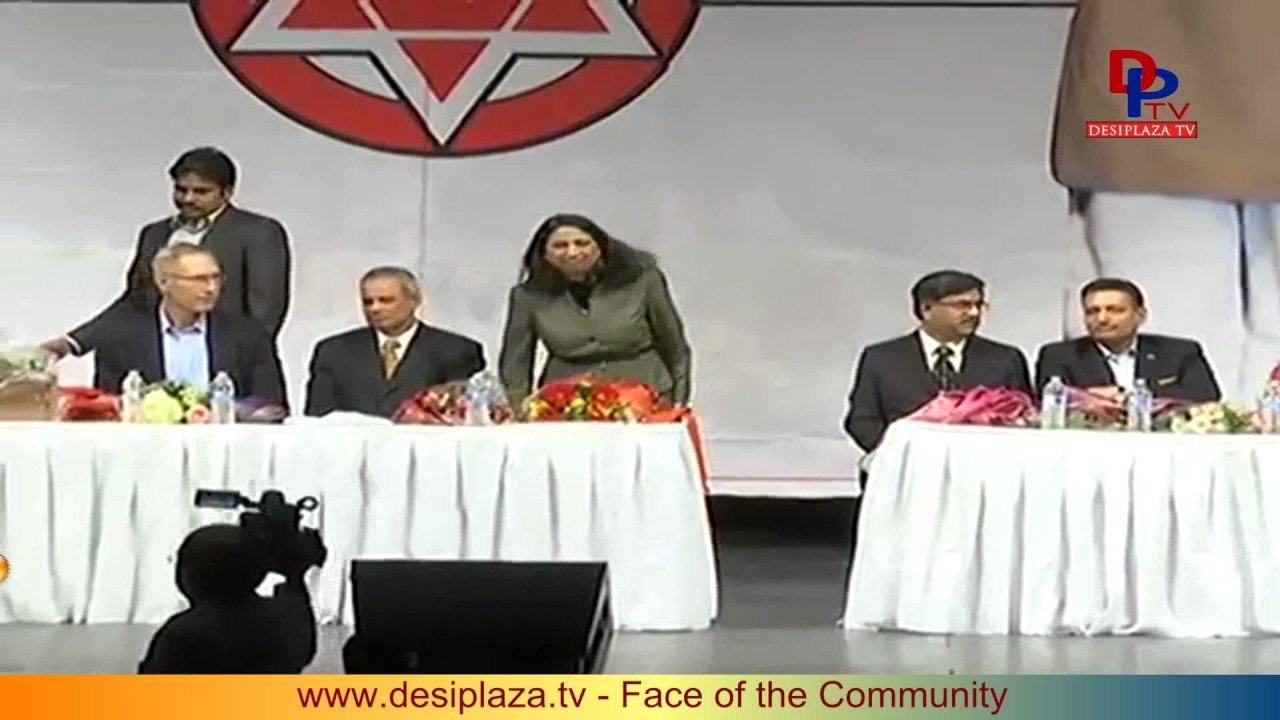 Power Star Pawan Kalyan felicitated by Mr Chivukula  in USA | Janasena Party Meeting | New Hampshire