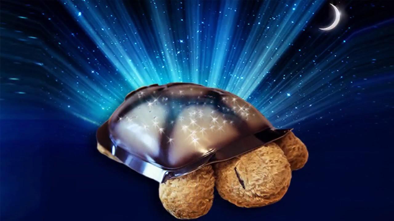 черепаха ночник проектор - YouTube